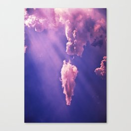 Clouds 15 Canvas Print