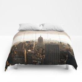 The View II Comforters
