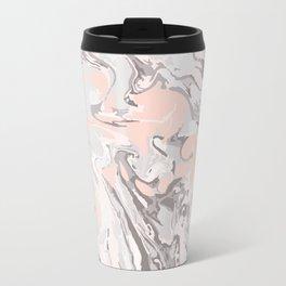 Effect Marble pink Travel Mug