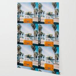 Combi van surf Wallpaper