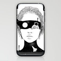 If I Could Just See You from Up Here iPhone & iPod Skin
