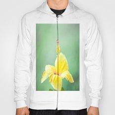 Yellow Hibiscus 2 Hoody