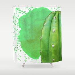 San Pedro Cacti Shower Curtain