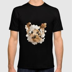Terrier  Black Mens Fitted Tee MEDIUM