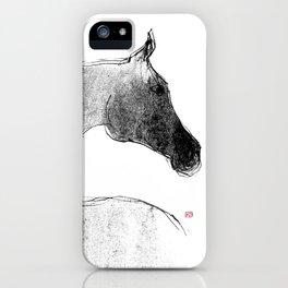 Horse (Mare) iPhone Case