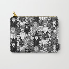 Horror Film Monsters Carry-All Pouch