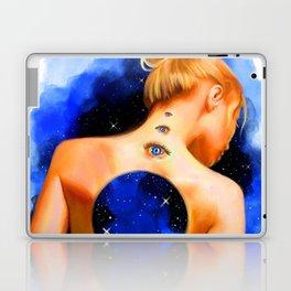Divine Feminine 2 ( Introspection Has No End ) Laptop & iPad Skin