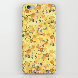 Daffodil Fields iPhone Skin