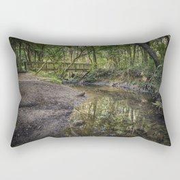 Totara Park Bush Walk 5 Rectangular Pillow