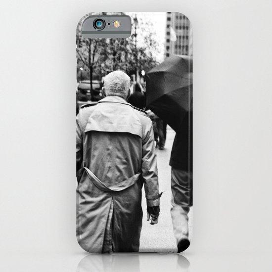 New York Walker iPhone & iPod Case