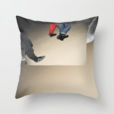 Honesty (Cronies) Throw Pillow