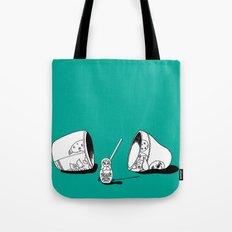 Matricide Tote Bag