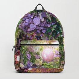 A Florist's Ceiling Garden Backpack
