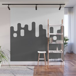 W&G Drizzle Wall Mural