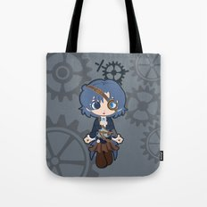 Steampunk Sailor Mercury Tote Bag