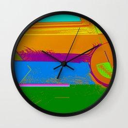 Aeons Wall Clock