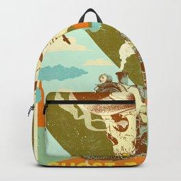 GHOST TRAIN HAZE Backpack