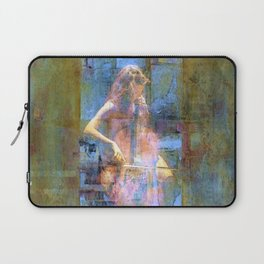 Cello Narration Laptop Sleeve