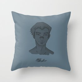 Moody Blues Throw Pillow