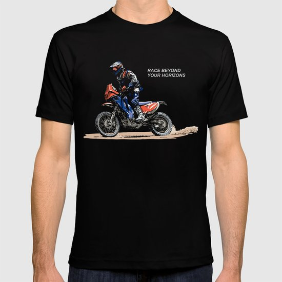 Race Beyond | Dark T-shirt