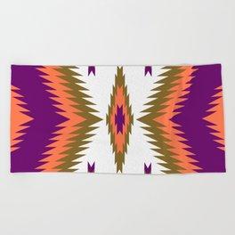 Indian Designs 115 Beach Towel