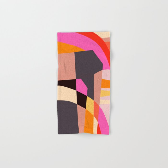 Fragments VI Hand & Bath Towel