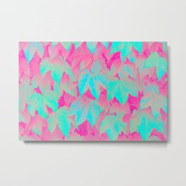 Vibrant Ivy Metal Print