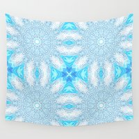 frozen Wall Tapestries featuring Frozen  by 2sweet4words Designs