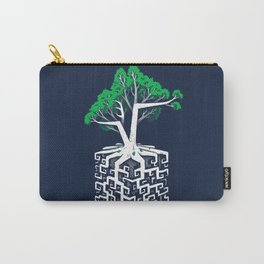 Cube Root Carry-All Pouch