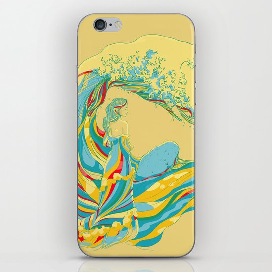 I See My Mother iPhone & iPod Skin