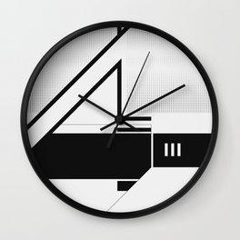 RIM ISER Wall Clock