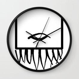 D.O.F.F Wall Clock