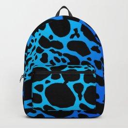 Blue Poison Dart Frog Backpack