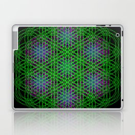 Trippin Circles Laptop & iPad Skin