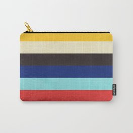 Colors Feels Like We Only Go Backwards - V01 Carry-All Pouch