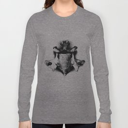 Spinal Symmetry Long Sleeve T-shirt