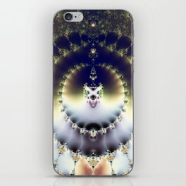 Psychedelic Sun iPhone Skin