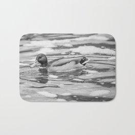 Floating Duck Bath Mat