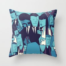 Royal with Cheese (variant) Throw Pillow