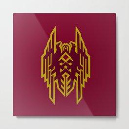 Hawke Amell Crest V2 Metal Print