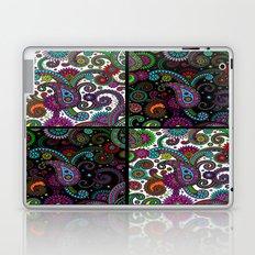 Paisley Panels Laptop & iPad Skin