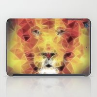 the lion king iPad Cases featuring lion king by Ancello