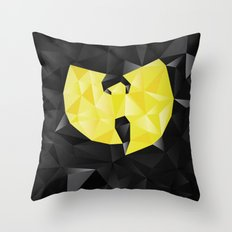 Wu-Tangle Throw Pillow