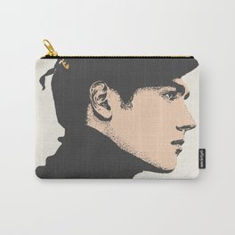 No. 9 - Digital Illustration Carry-All Pouch