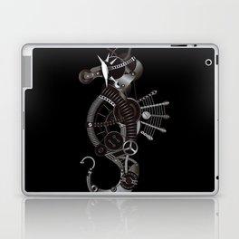Steampunk Seahorse Illustration Laptop & iPad Skin