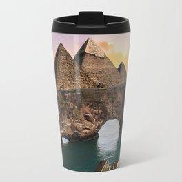 A Diverse Land Travel Mug