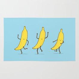 Banana shake Rug
