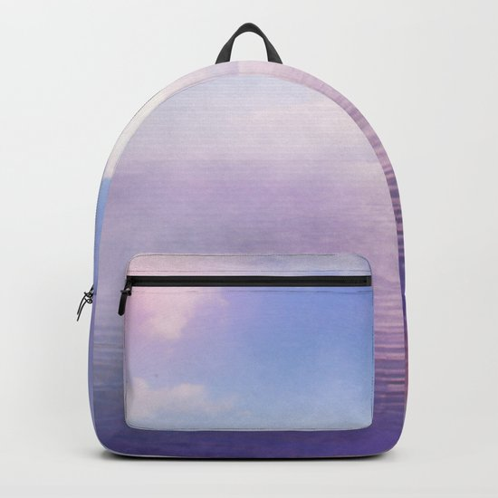 Tranquil Lake Backpack
