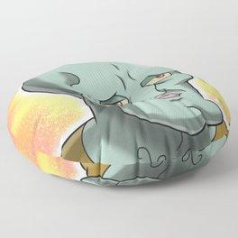 Handsome Squidward Floor Pillow