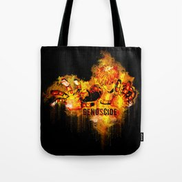 Genos from One Punch Man Tote Bag